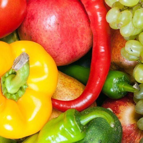 Paniers de fruits et légumes : ayez la pêche