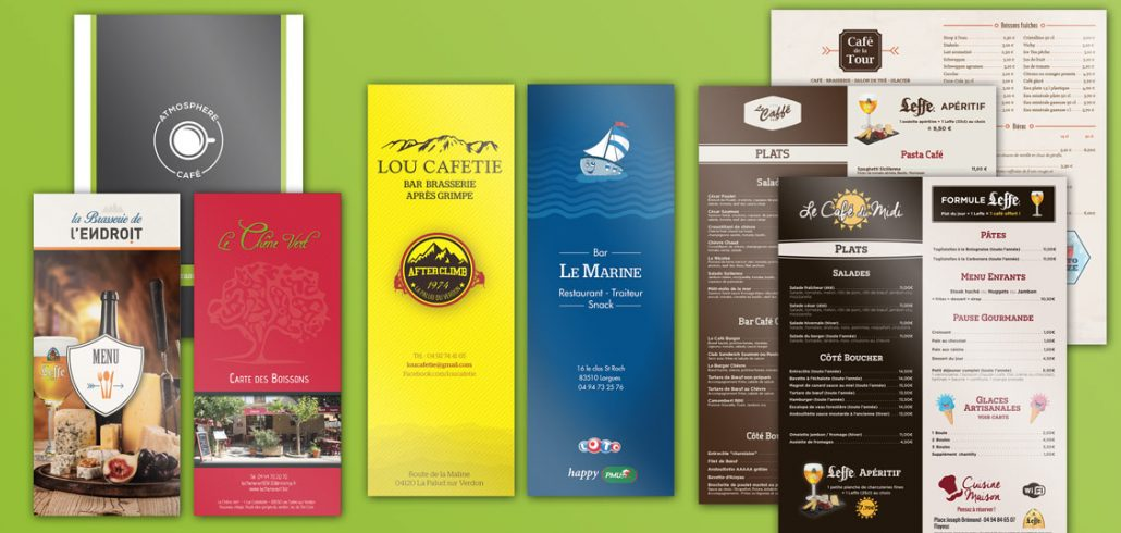 Menu-Carte-Restaurant-Personnalisé-Impression