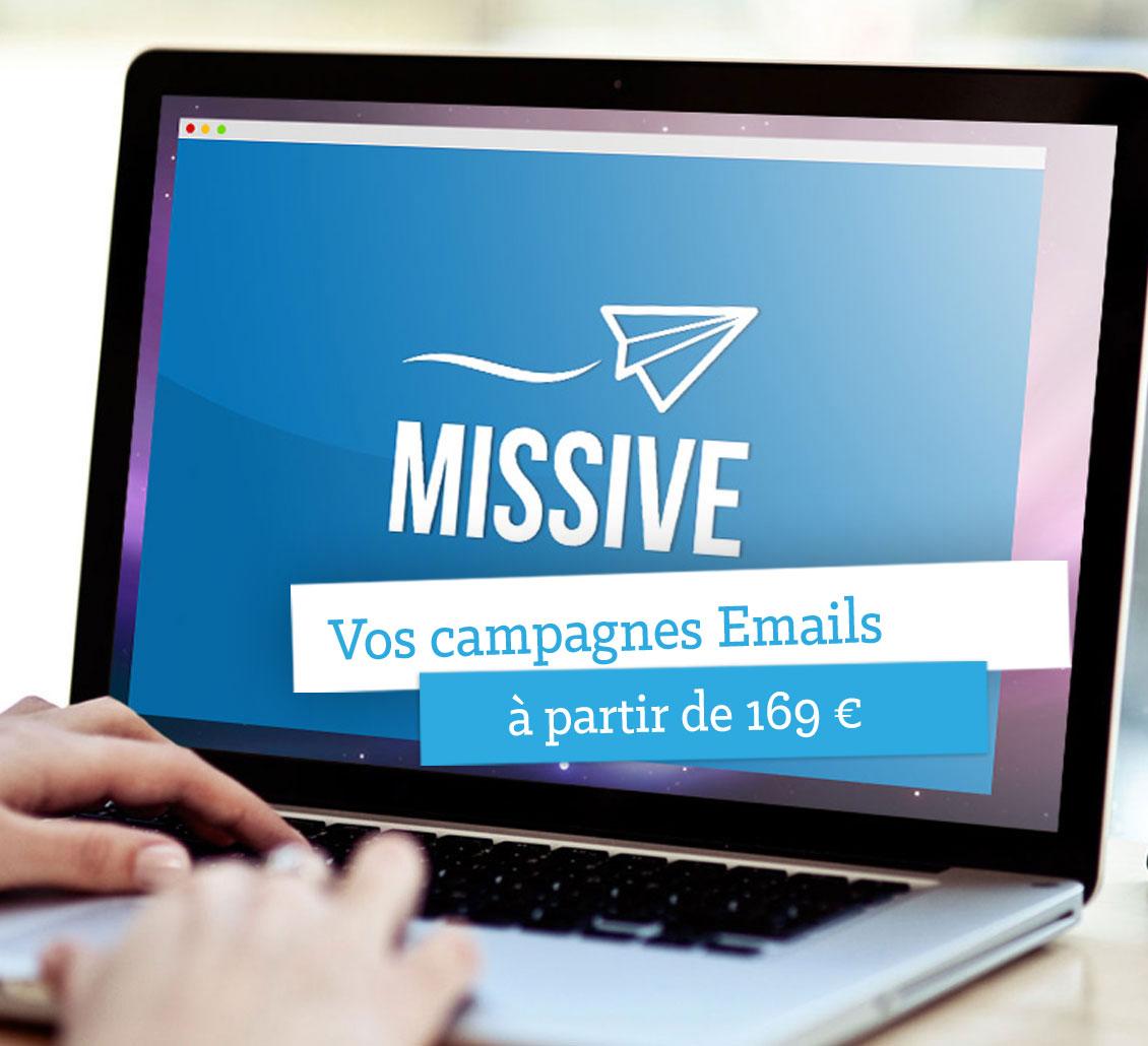 E-Mail Marketing & Newsletter WordPress avec Missive