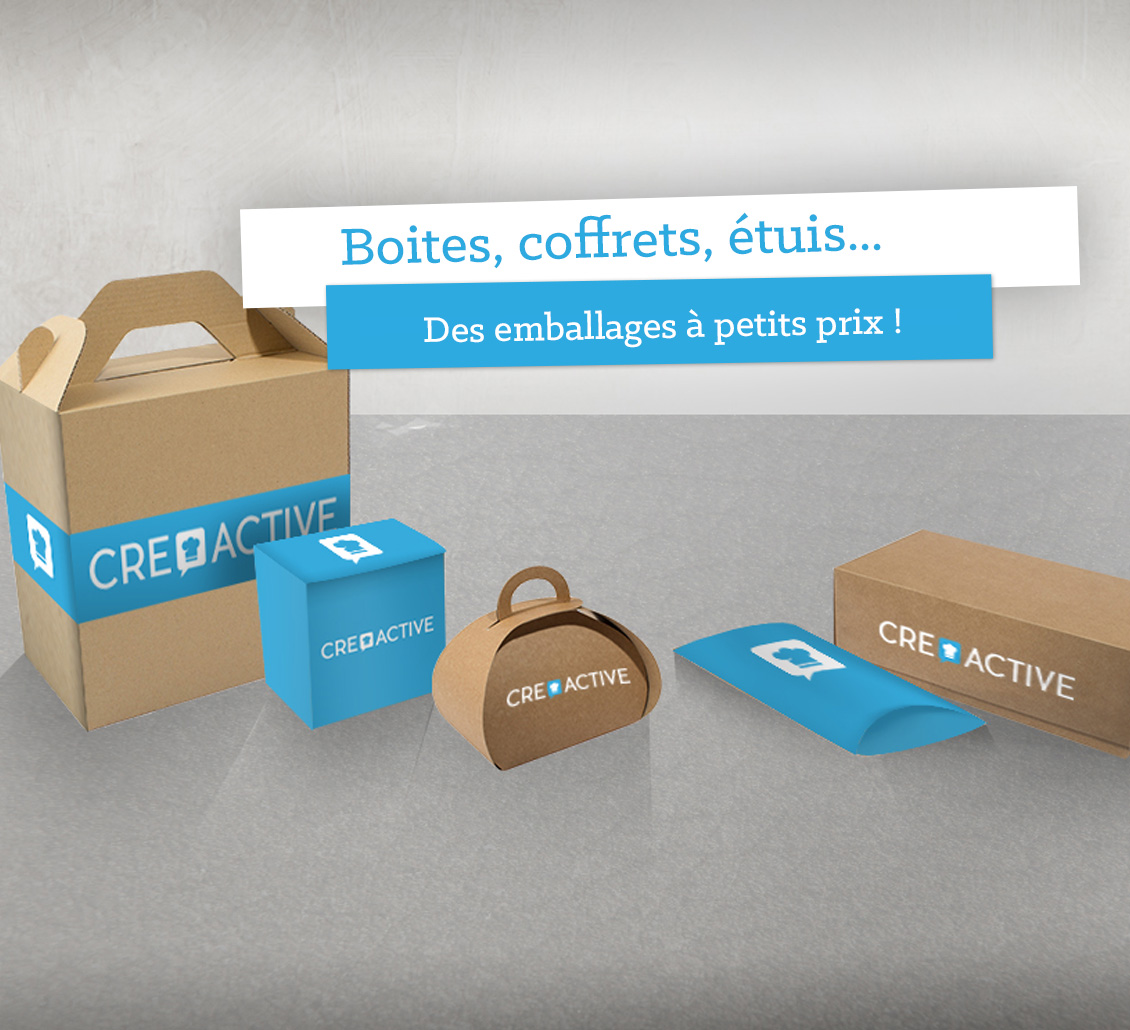 Petits packagings