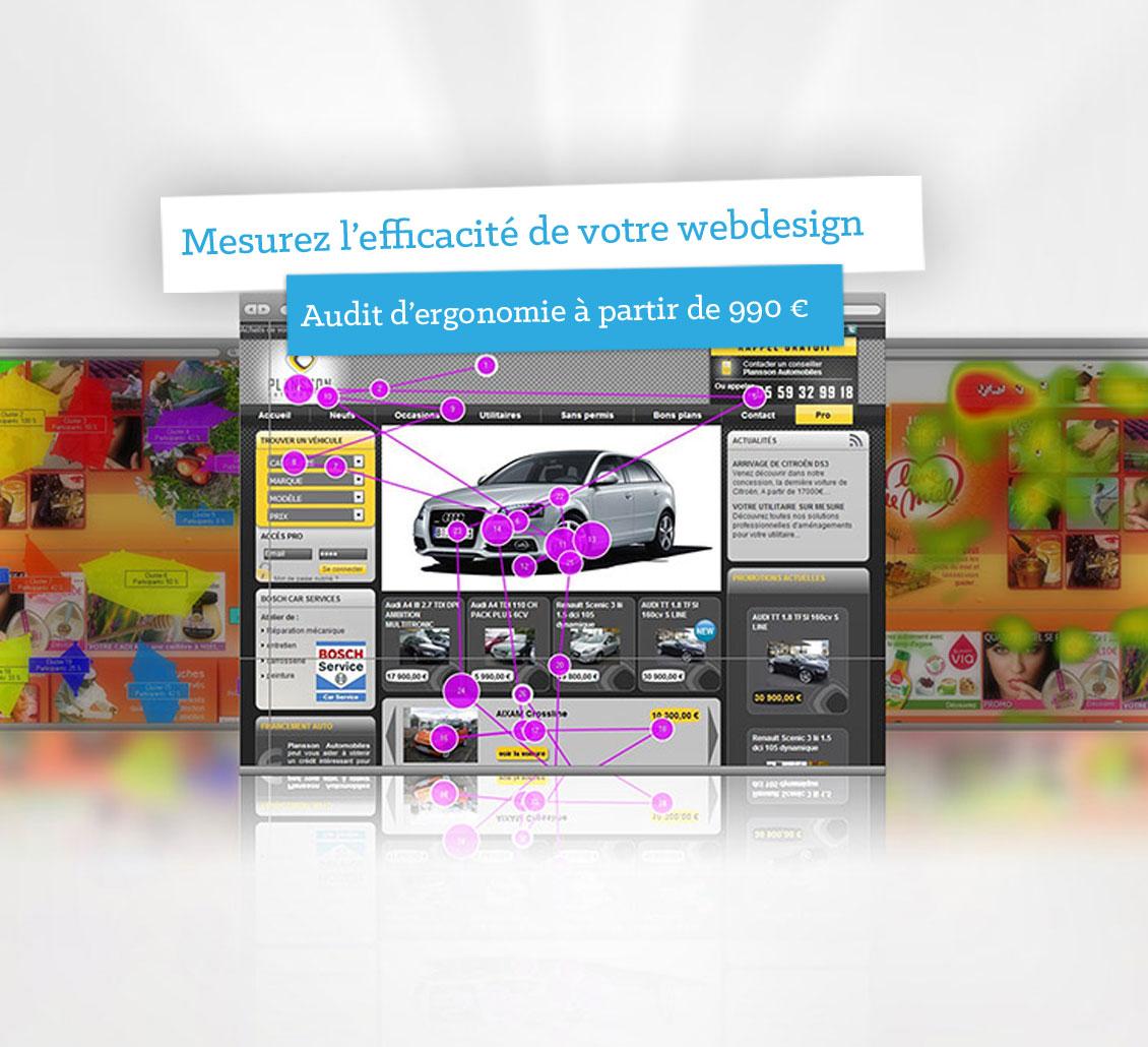 Audit d'ergonomie web