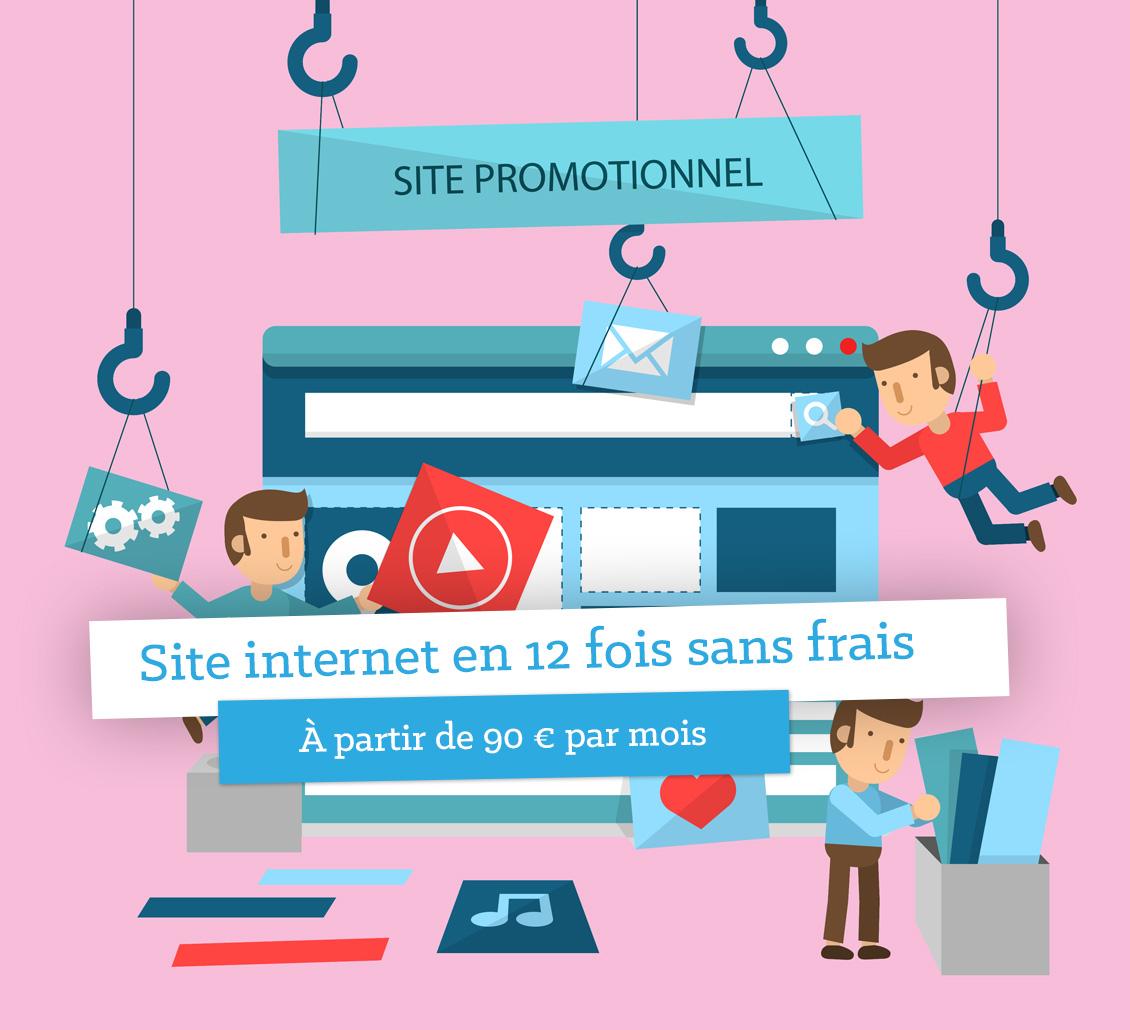 Site Internet Promotionnel