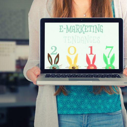 E-Marketing: les grandes tendances pour l'année 2017