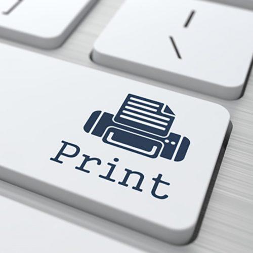 L'imprimerie en ligne