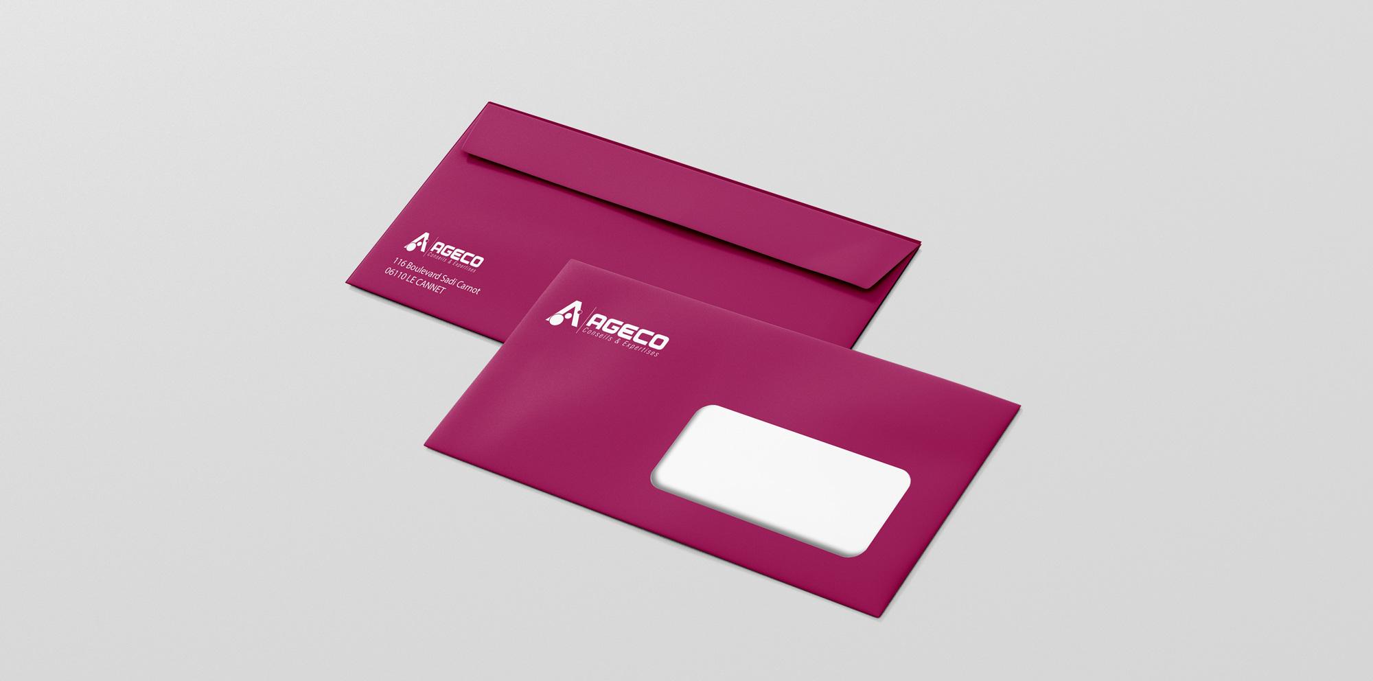 Enveloppe-Ageco