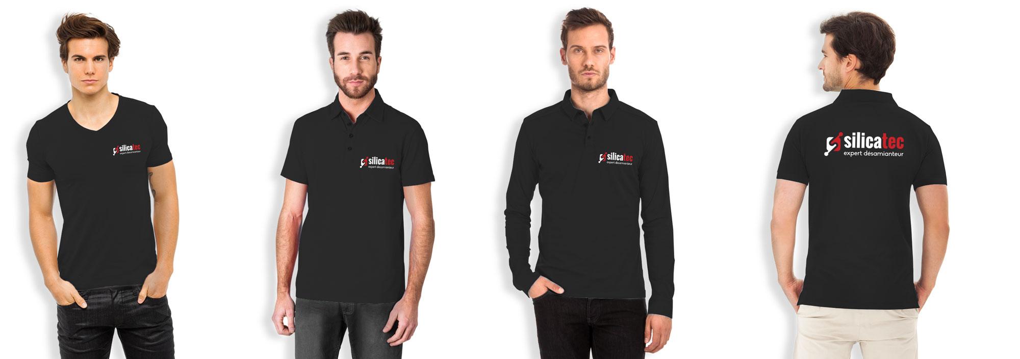 Tshirt-noir-Silicatec-MU