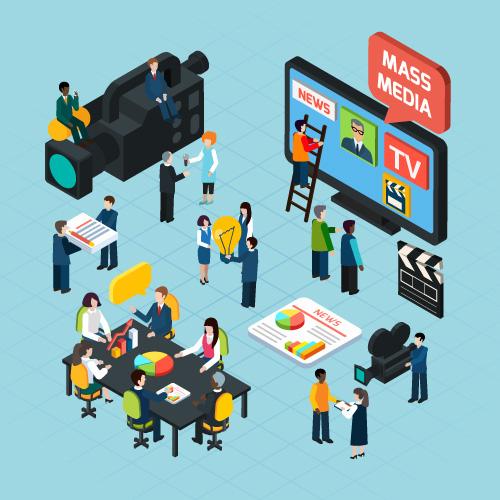 Quels sont les différents supports de publicité en communication traditionnelle ?