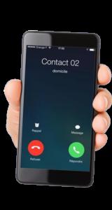 téléphone-teleprospection-televendeur-en-ligne