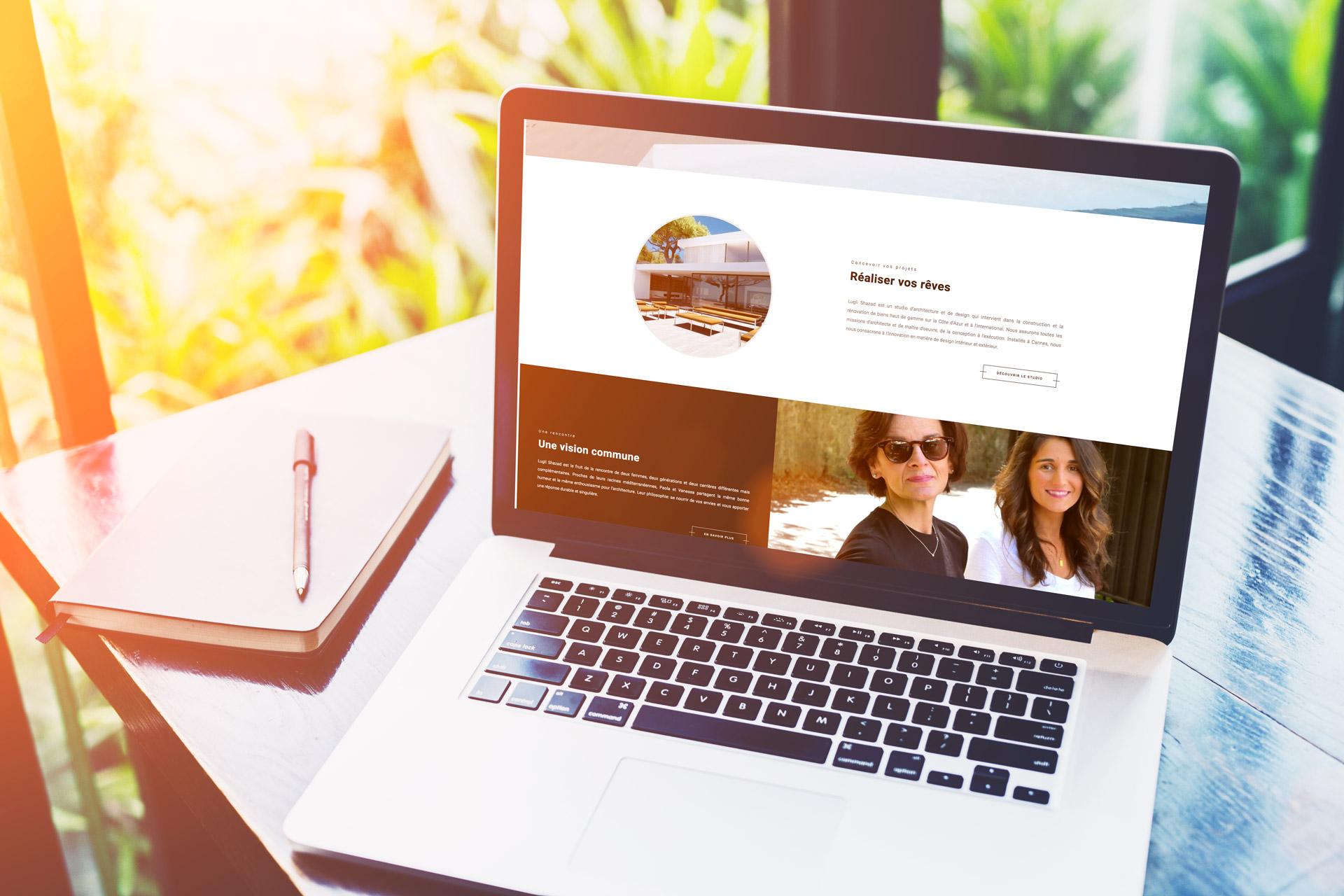 site-web-architecte